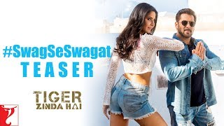 Swag Se Swagat Song | Official Teaser