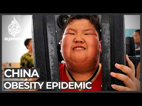 Chinese children sent to fat camps 02-Sept-07