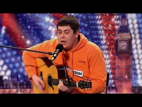 Michael Collings - Britain's Got Talent 2011 Audition - itv.com/talent