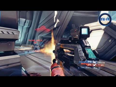Halo 4 - Multiplayer Gameplay! Ali-A Plays LIVE! - (Halo 4 Online Footage Xbox Today HD)