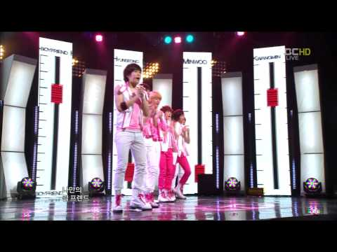 HD [110625] Boyfriend - Boyfriend @ MBC Music Core
