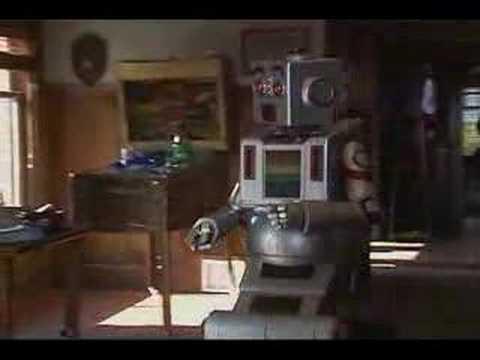 Gay Robot - PILOT CLIP 1