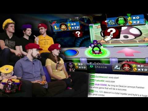The Standings! - Mario Party 4 is AWESOME! - Part 7