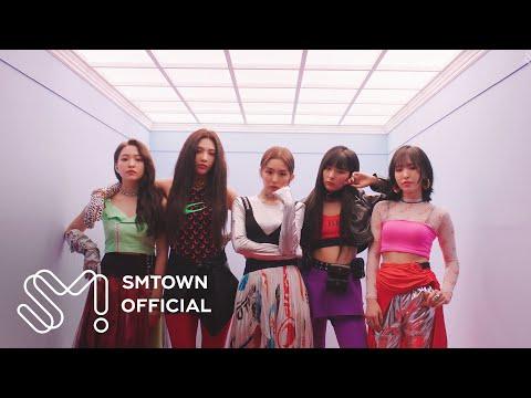 Red Velvet 레드벨벳 '짐살라빔 Zimzalabim' MV