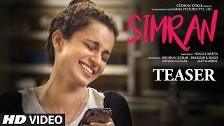 Simran - Movie Teaser