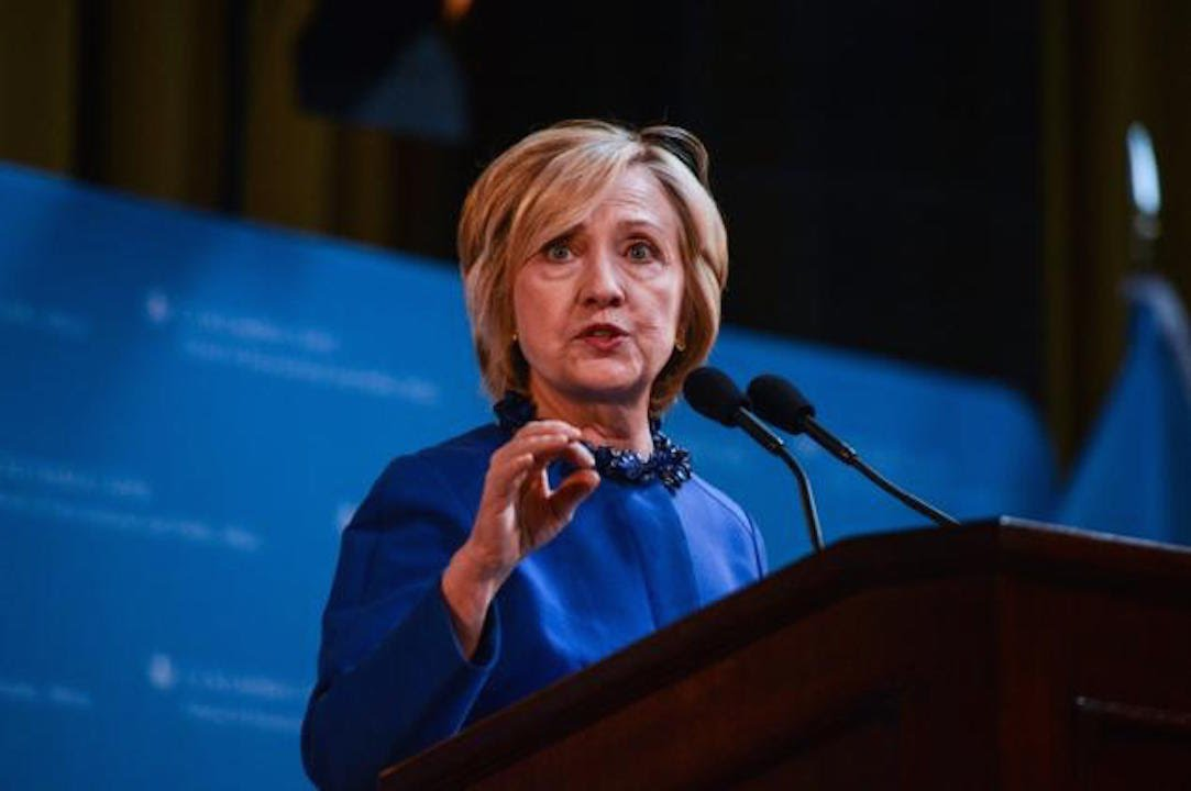 Hillary Clinton Makes Case For Ending Mass Incarcerations