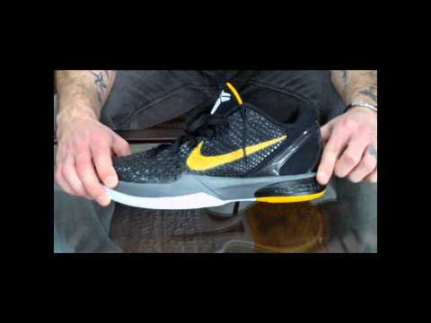 Nike Zoom Kobe VI (6) Performance Review