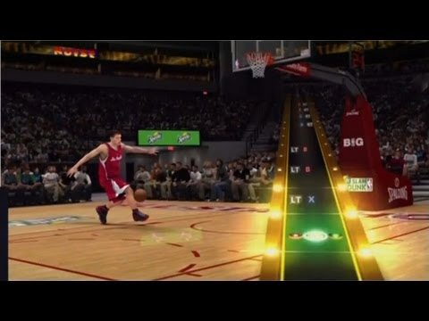 NBA 2K13 E3 First Look Gameplay and Dunk Contest
