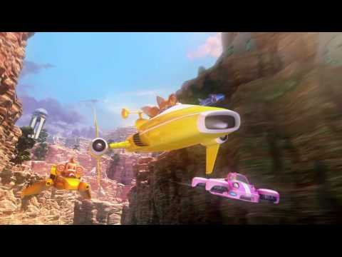 Sonic & All-Stars Racing Transformed (Multiformat) Trailer