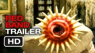 Filth Official International Red Band Trailer (2013) - James McAvoy, Jamie Bell Movie HD