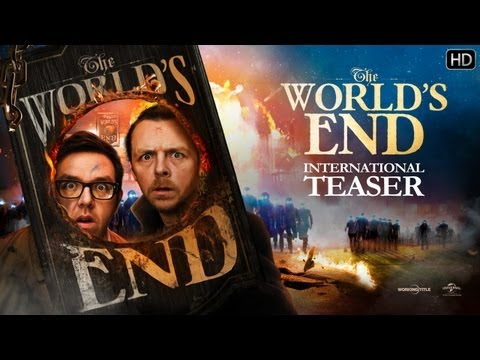 The World's End - Teaser Trailer