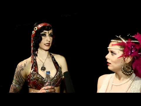 Interview with Samantha Emanuel at Tribal Prague 2011