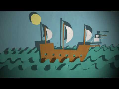 Land Ahoy! (a very short animation)