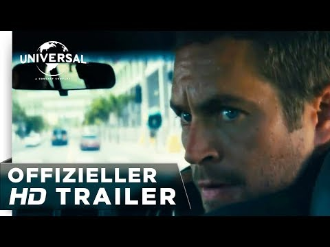 Fast & Furious Five - offizieller Trailer