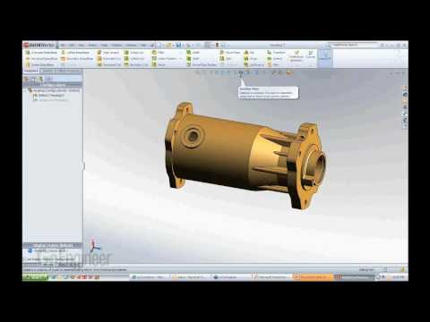 SolidWorks- Section Views