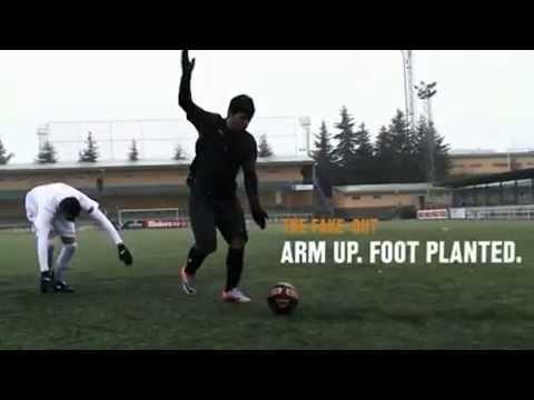Nike 'Football Skills' Ad
