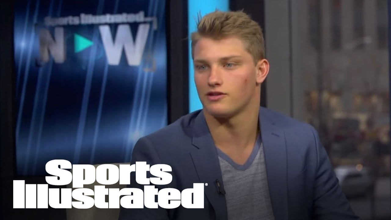 How wrestling shaped Sage Karam's driving | SI Now