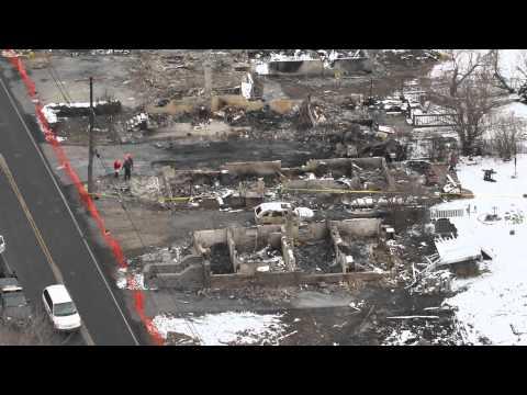 Webster, N.Y., Fire and Shooting: Update