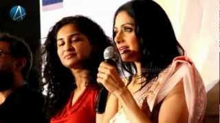 Sridevi launches Tamil trailer of 'English Vinglish'