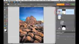 Adobe Photoshop Elements 8 Tutorial - Creating HDR Images - Part 2