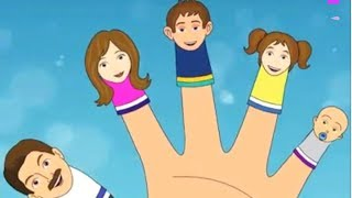 Finger Family Collection - 7 Finger Family Songs - Daddy Finger Nursery Rhymes