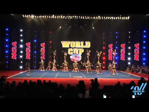 World Cup Shooting Stars Level 5 Large Senior