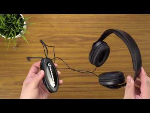 Sennheiser HD202 Headphones | Unboxing & Quick Look - UCFjv0ZE4GvI84TAAqwxNFvw
