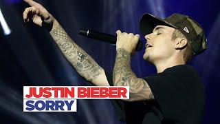 Justin Bieber - \'Sorry\' (Jingle Bell Ball 2015)