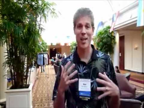 Ben Saltzman at the IEA 2010.wmv