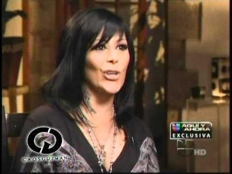 ALEJANDRA GUZMAN ENTREVISTA 8 FEB 2011-PARTE 1