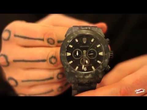 Coleção Passarela - Herchcovitch | Relógio Pedra