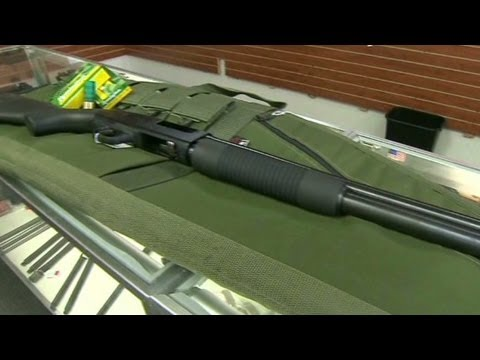 Free shotguns coming to the neighborhood  4/2/13  (cnn)
