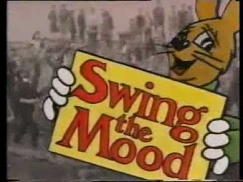 JIVE BUNNY - SWING THE MOOD - ANOS 60,70 ( THE REMIX ).