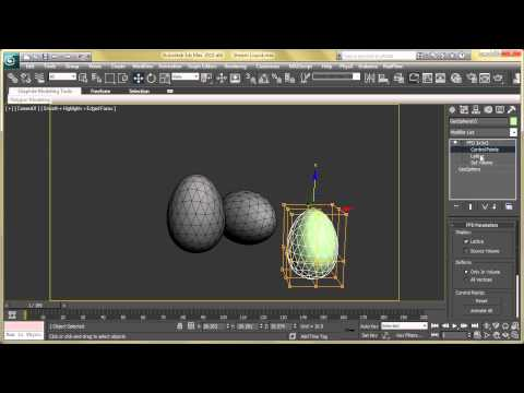 RealFlow & 3ds Max Tutorial: Create flowing liquids, Part 2