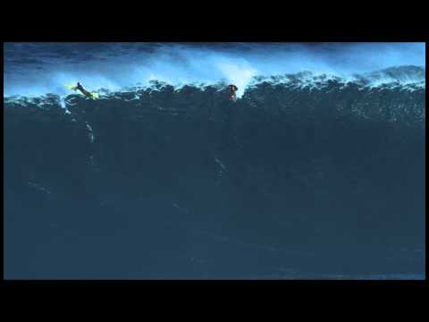 Garrett McNamara at Jaws - Verizon Wipeout of the Year Contender in Billabong XXL Big Wave Awards
