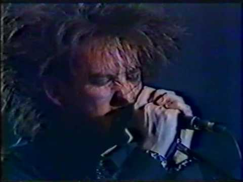 The Cure - Piggy in the Mirror - Munich 1984