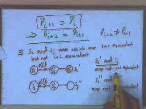 lecture 10 - Sequential Circuits: State Equivalance and Minimization