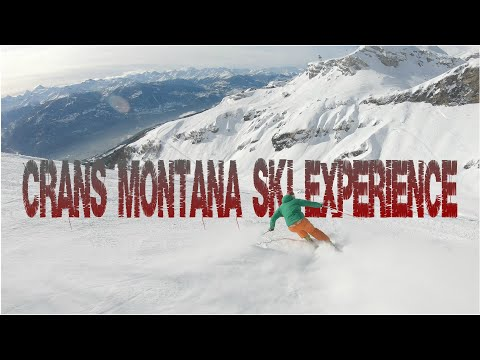 Crans Montana Ski Experience - GoPro Hero 7 Black + DJI Mavic Pro