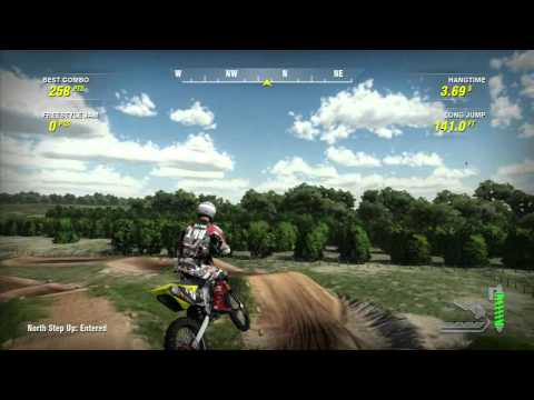 MX vs ATV Alive -  Stewart Compound Gameplay 720p