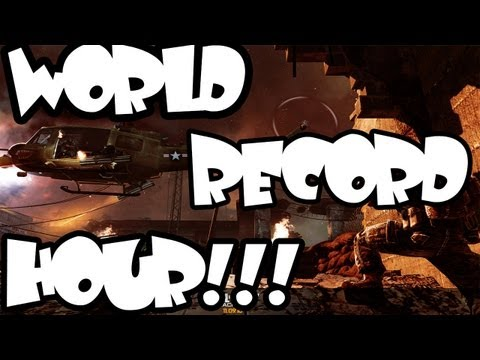 WORLD RECORD PODCAST HOUR!