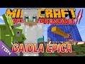 Minecraft  Parque dos Dinossauros - Temp 2 - Ep 3 - GAIOLA ÉPICA