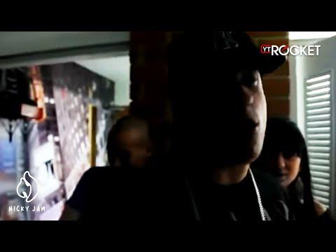 Nicky Jam - Improvisando DURO en @Medellin