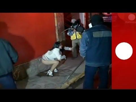 حملة عقاب لبنات الهوى في البيرو
