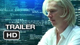 The Fifth Estate Official Trailer (2013) - Benedict Cumberbatch Movie HD