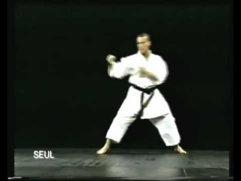 Kata Jion - Bunkai