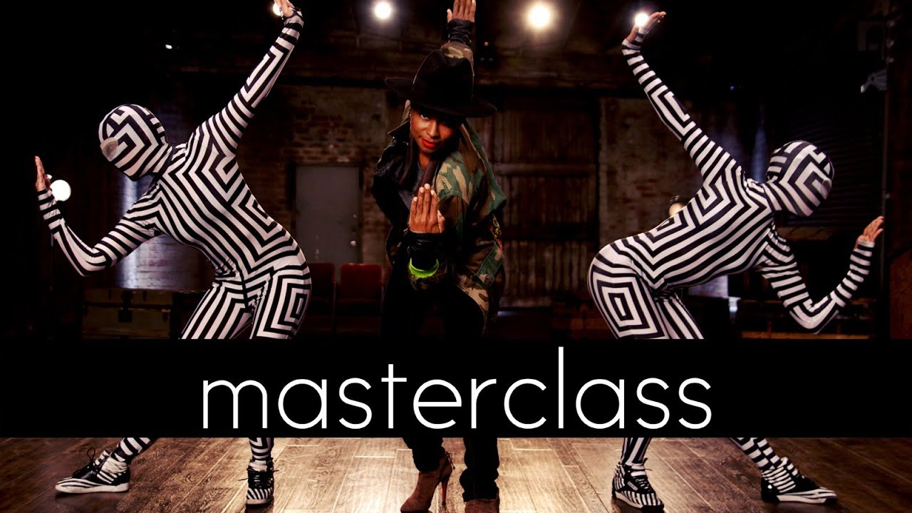 MASTERCLASS: FATIMA ROBINSON INSTRUCTIONAL PT 1 [DS2DIO]