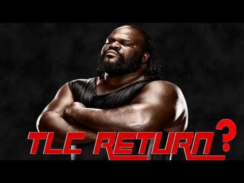 WWE TLC 2012 Mark Henry Returns? (WWE 13)