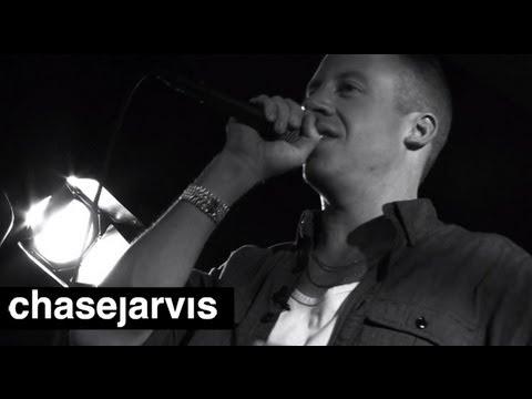 "MACKLEMORE & RYAN LEWIS ""Wing$"" on Chase Jarvis LIVE"