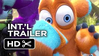 Two by Two Official UK Trailer 1 (2015) - Animated Movie HD