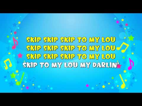 Skip To My Lou Sing-A-Long